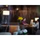 Club Lounge Reception desk