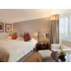twin beds deluxe Room