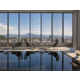 Swimming Pool   18th floor zero-edge indoor pool