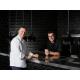 B Restaurant Executive Chef   Alfredo Russo and Komnen Bakić