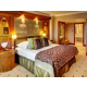 InterContinental London Park Lane Luxury Suite bedroom view