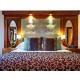 InterContinental London Park Lane Luxury Suite bed