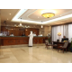 Front Desk at the Hotel
