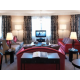 Suite Présidentielle spacieuse et confortable_accès au Club Lounge