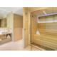 Sauna en el Fitness Center