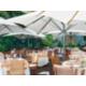 Terraza del Restaurante El Jardín