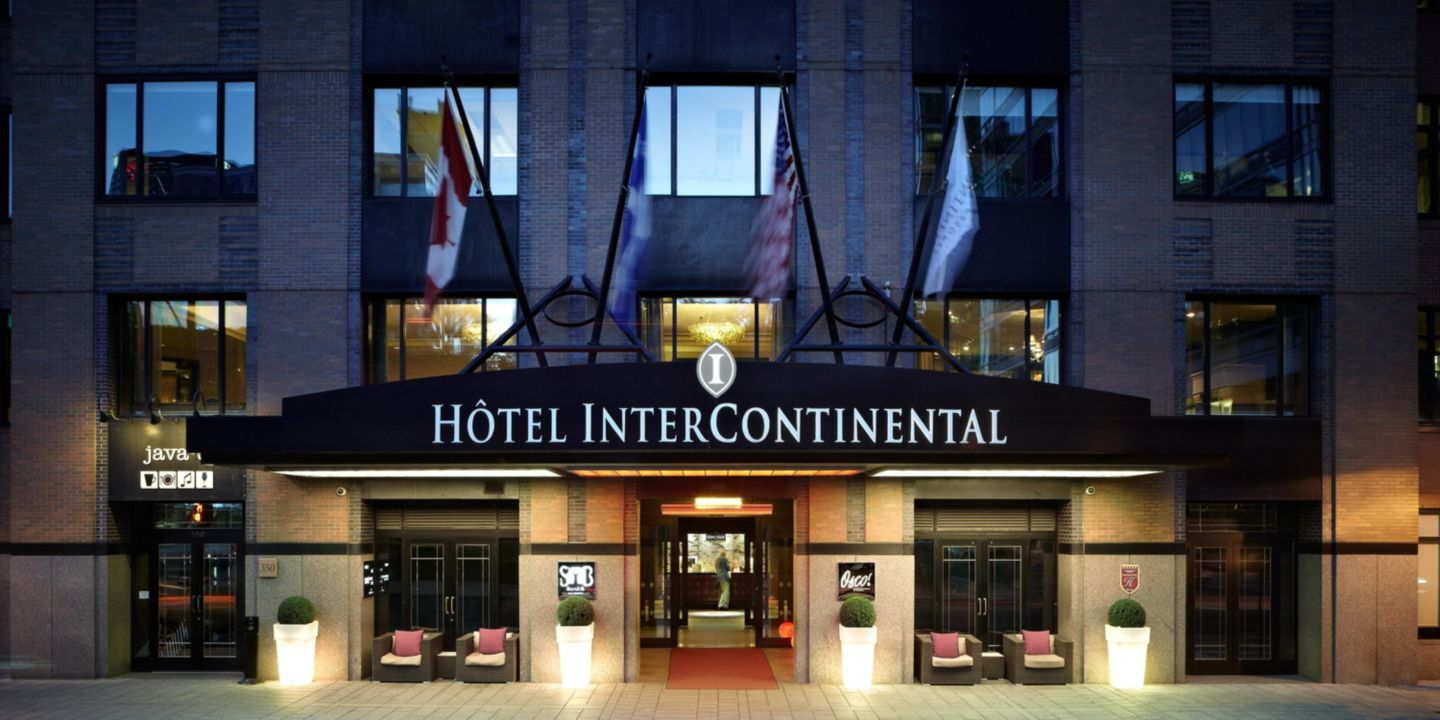 Intercontinental Hotels Group Canada