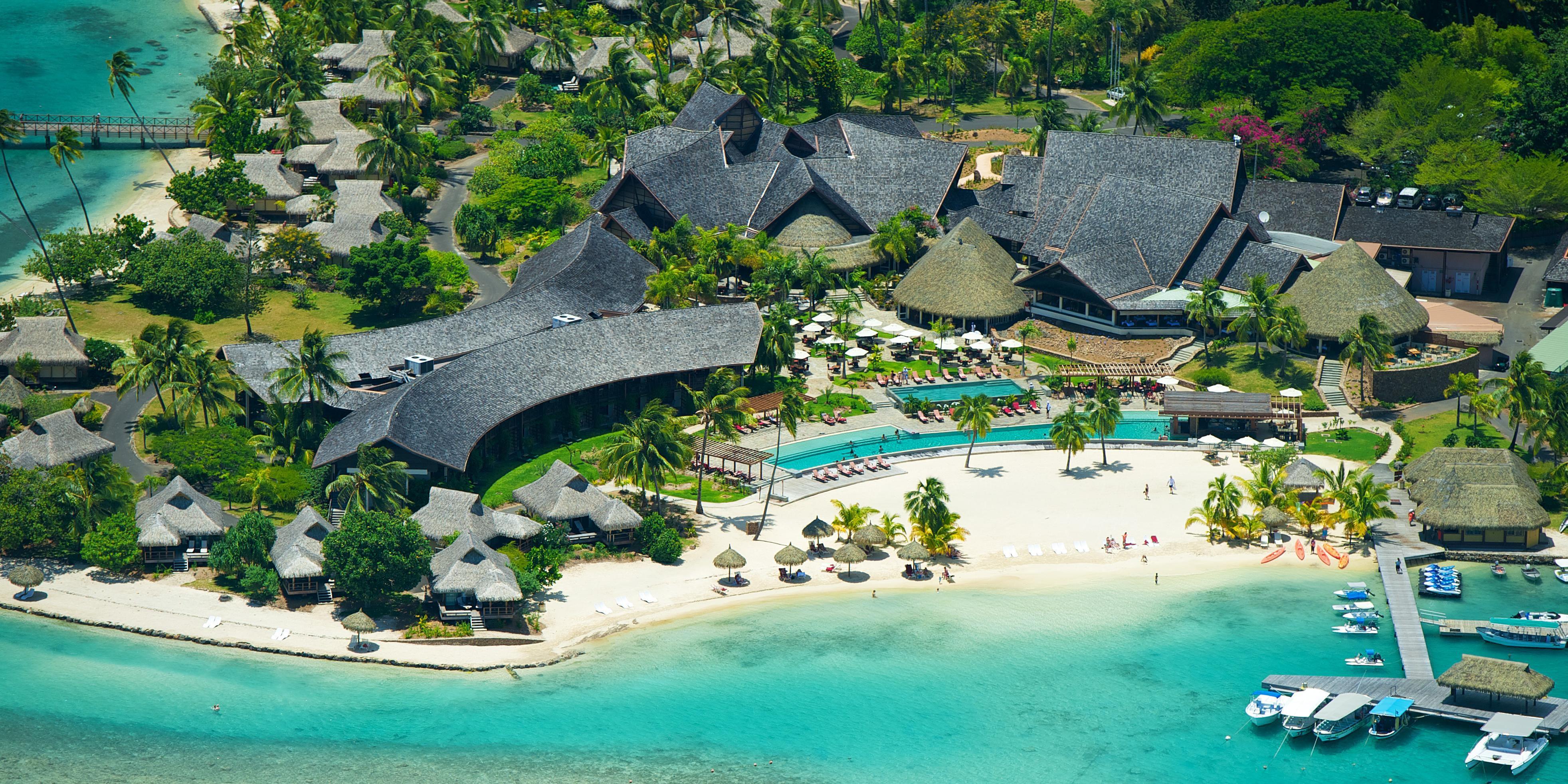 InterContinental Resort U0026 Spa Moorea | Luxury Island Retreat