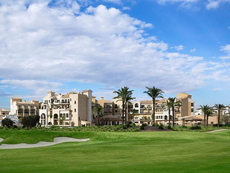La Torre Golf Resort Murcia Exterior hotel view