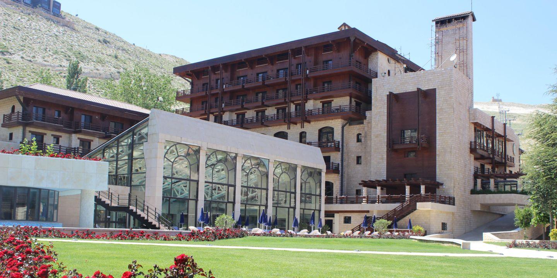 Mzaar Hotels: InterContinental Mzaar (Mountain Resort & Spa) Hotel ...