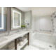 One Bedroom Suite with Two Beds Bathroom