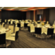 Banquet setup meeting room