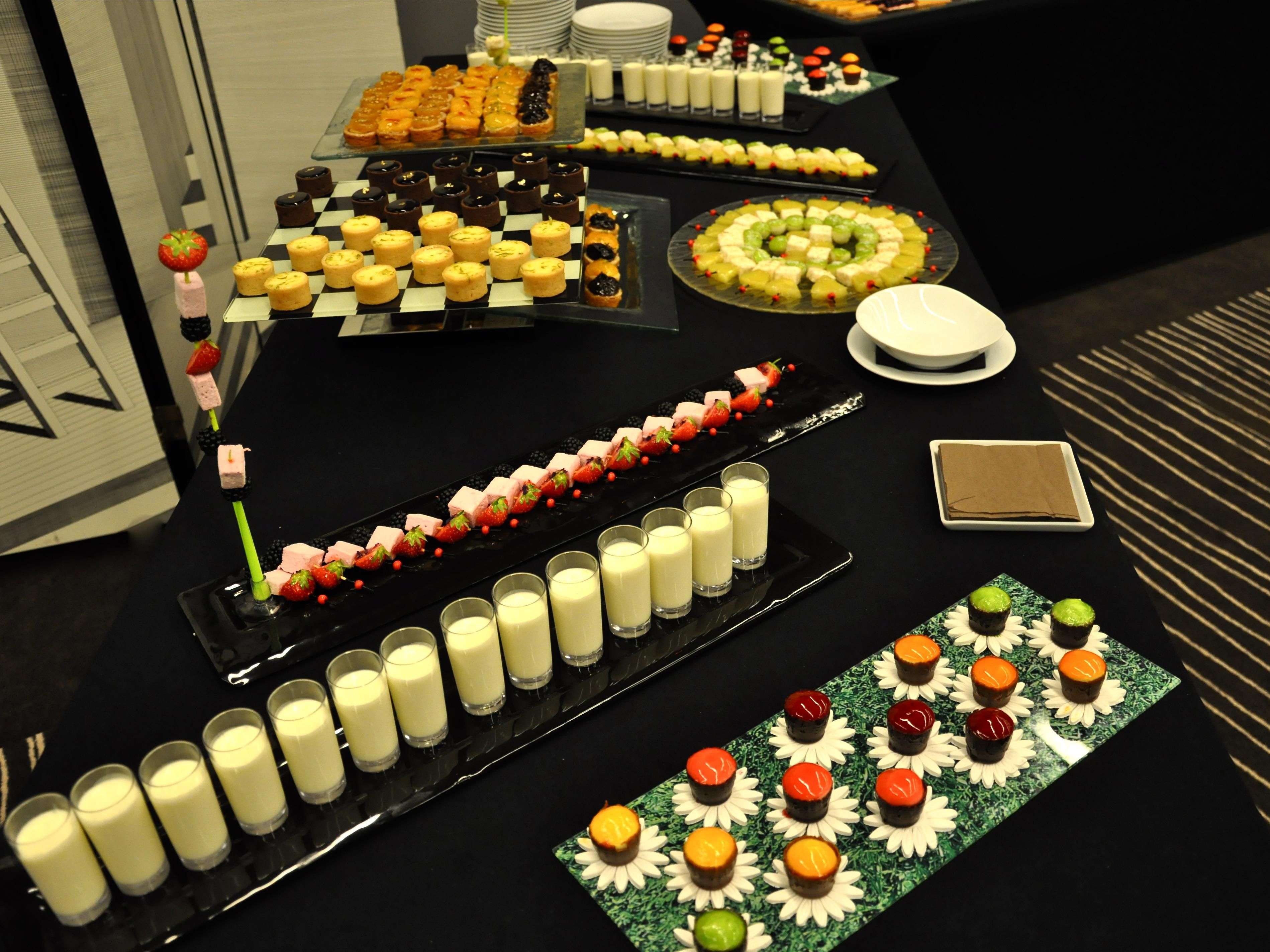 Voce menu catering