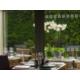Restaurant Le M64's veranda