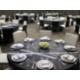 Salle de réception mise en place banquet