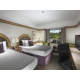 Twin bed room designed for your best comfort.