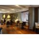 Sala de estar do andar Club