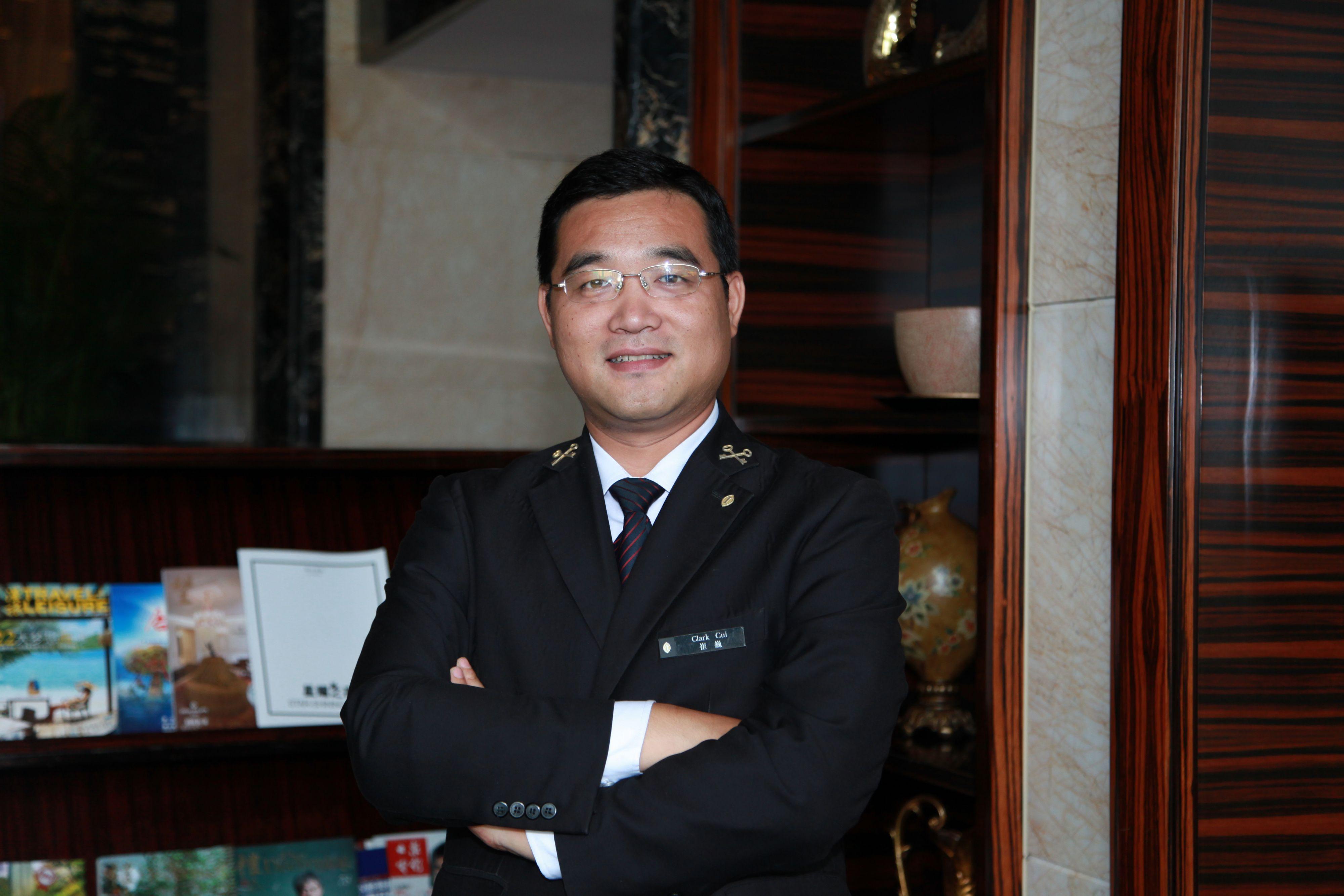 Clark Cui