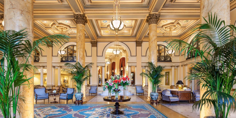 Washington Dc Hotels >> Luxury Dc Hotels Near The White House Intercontinental The Willard
