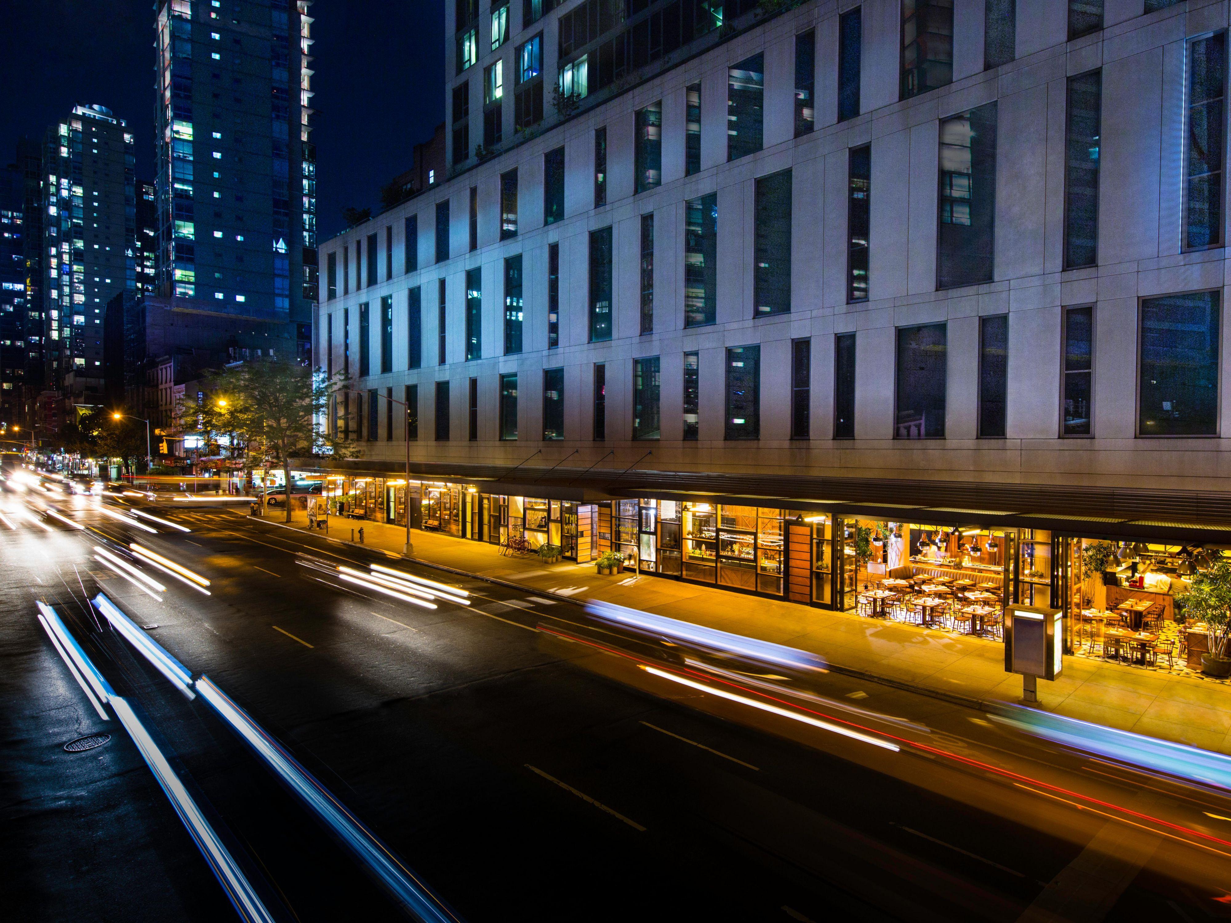 Kimpton Hotel Eventi In New York City