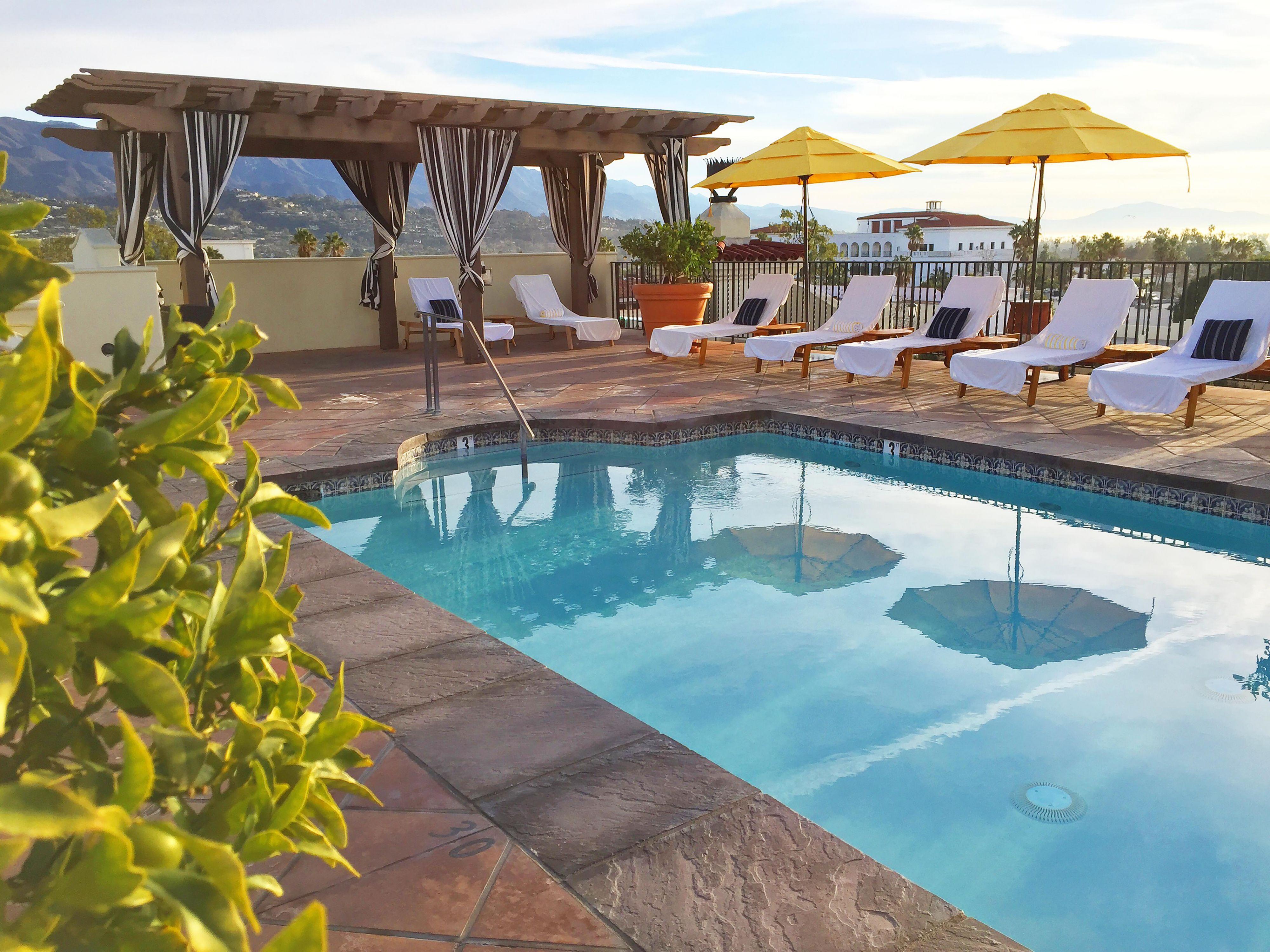 Santa Barbara Hotels >> Kimpton Canary Hotel In Santa Barbara Kimpton Hotels