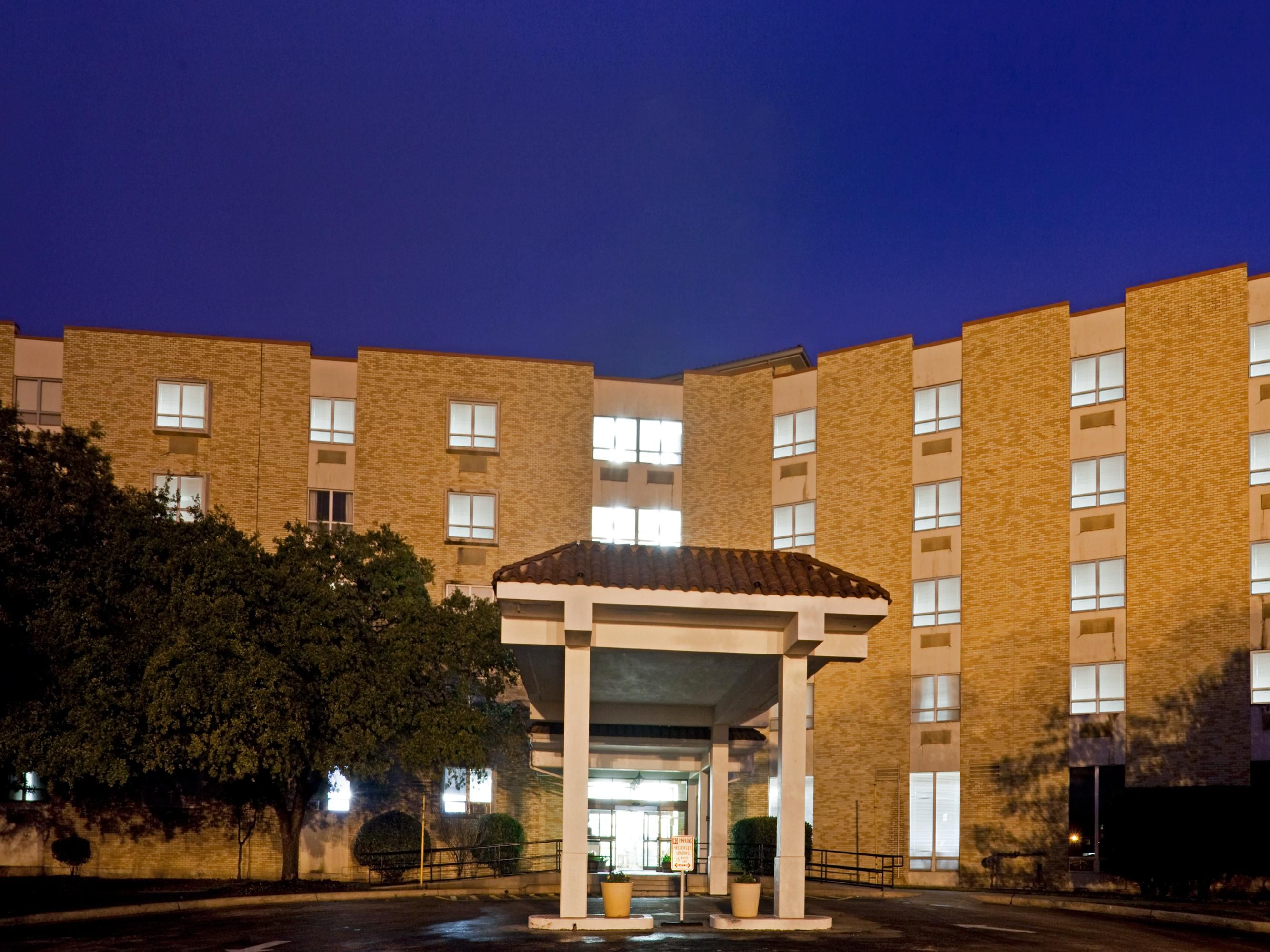 IHG Army Hotels Building 1384 On Joint Base San Antonio