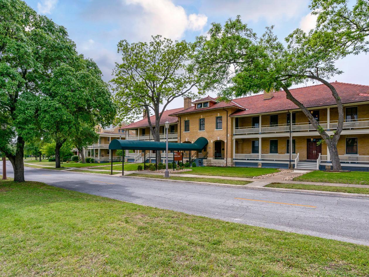 IHG Army Hotels Sam Houston House & Foulois Houses on Joint Base San ...