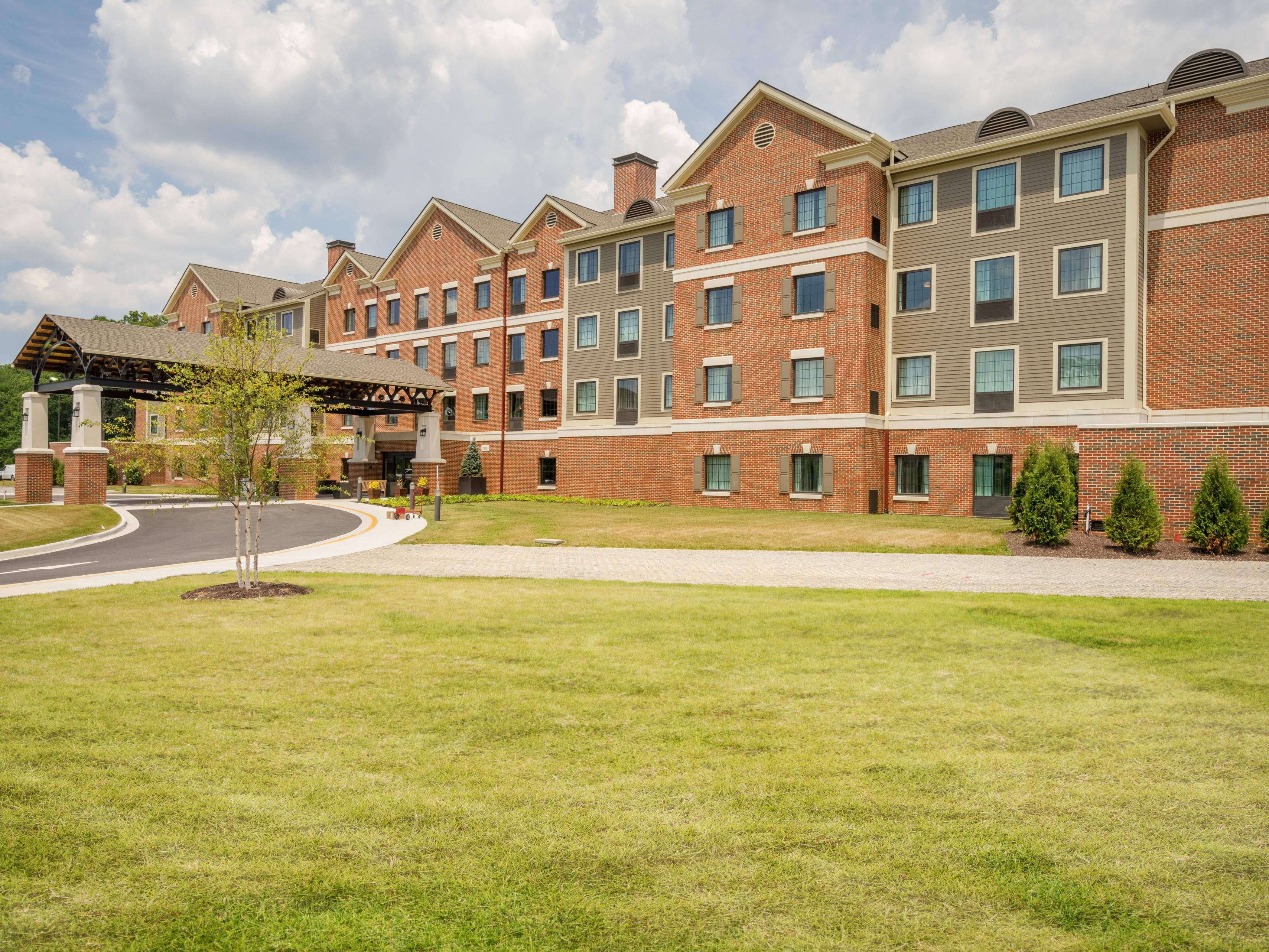 Staybridge Suites Building 1208 on Fort Belvoir