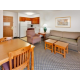 Living Room Area for Two Bedroom/Two Bathroom Suite