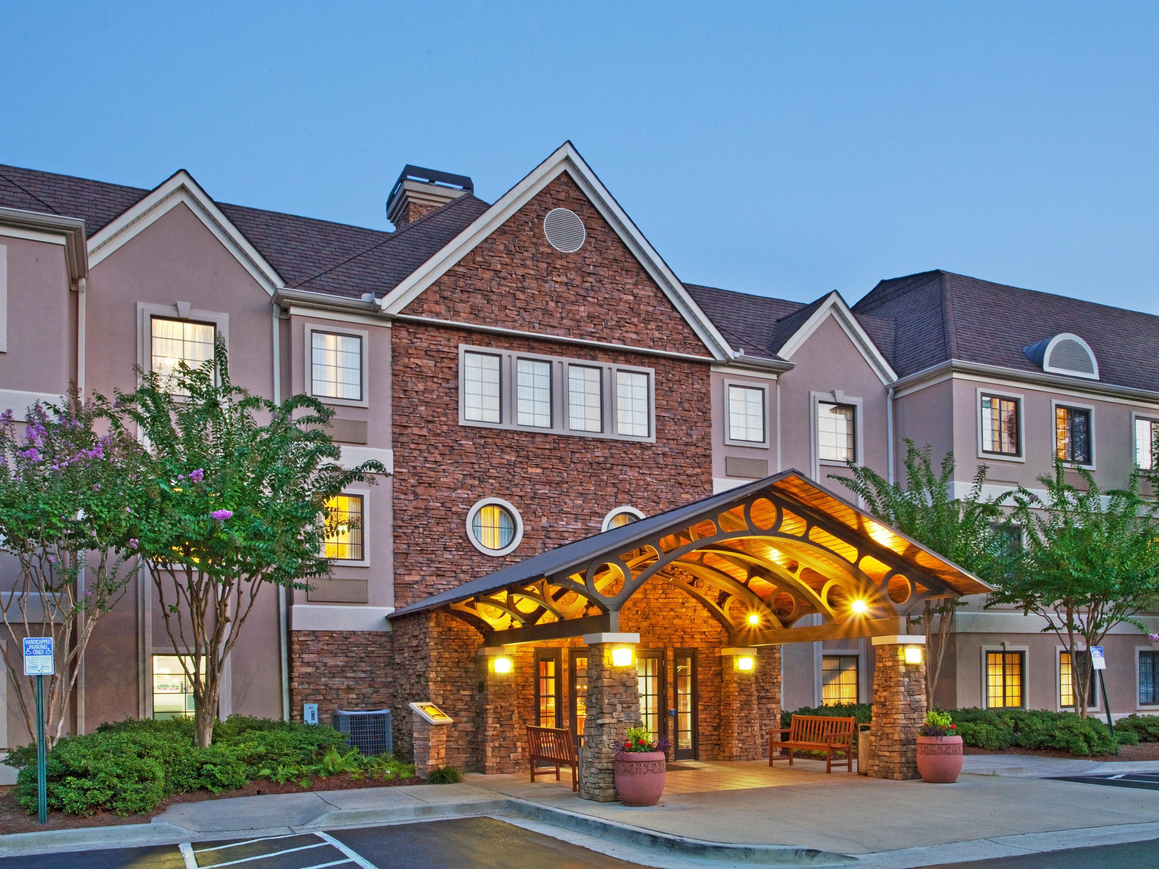 Extended Stay Hotels in Alpharetta, GA