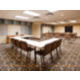 Our meeting room can accommodate different seating arrangements!