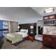 Brand new Studio Suite with Queen bed, spacious room with kitchen.