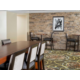 Communal Seating for Breakfast