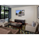 Kick back and relax in the Entertainment Room