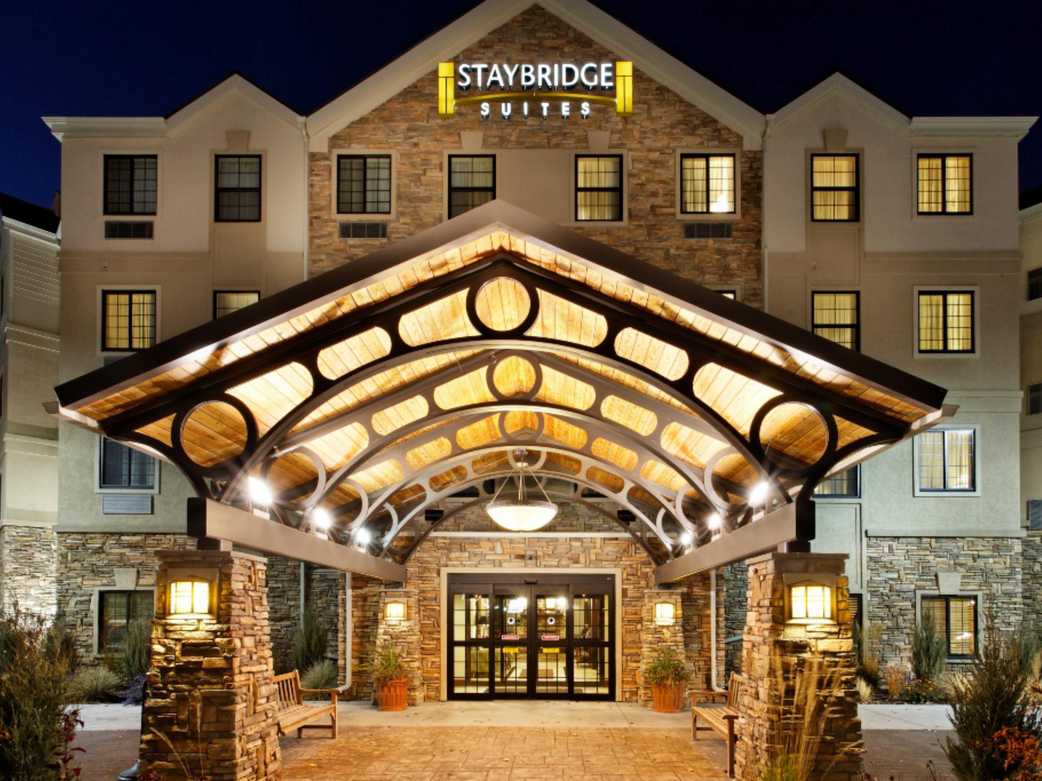 Staybridge Suites Auburn Hills In Michigan