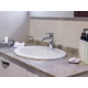 view in all room bathrooms with the selection of amenities