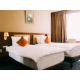 to meed the demand for double occupancy, twin rooms available upon