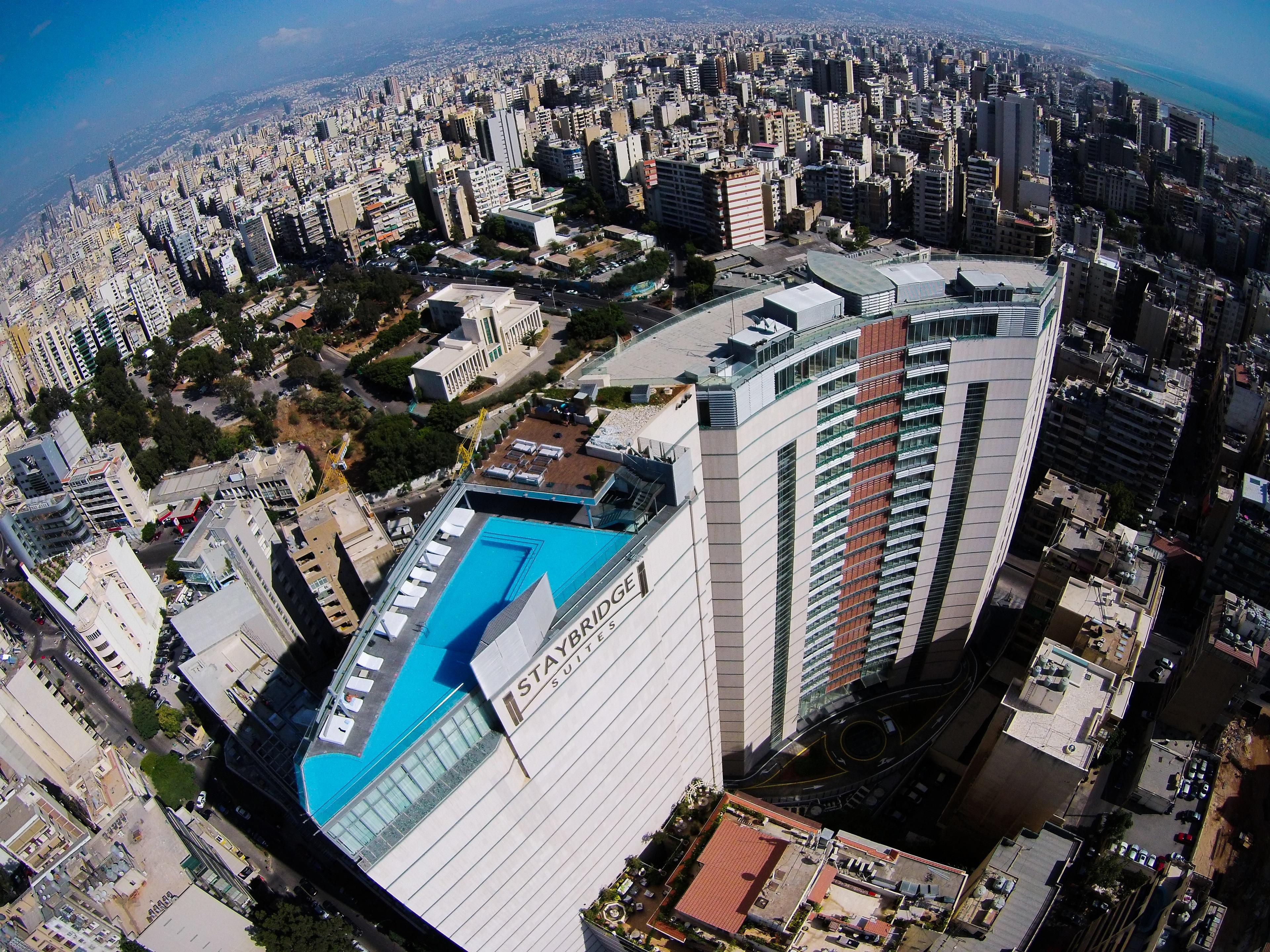 Beirut Hotels Staybridge Suites Extended Stay Hotel In Lebanon