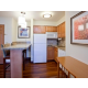 Full kitchens in every Suite (One-Bedroom Suite)