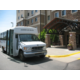 Complimentary scheduled shuttle to the Airport & Mall of America