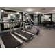 Newly renovated (2016) 24-hour Fitness Center