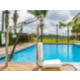 ADA Handicapped accessible swimming pool lift