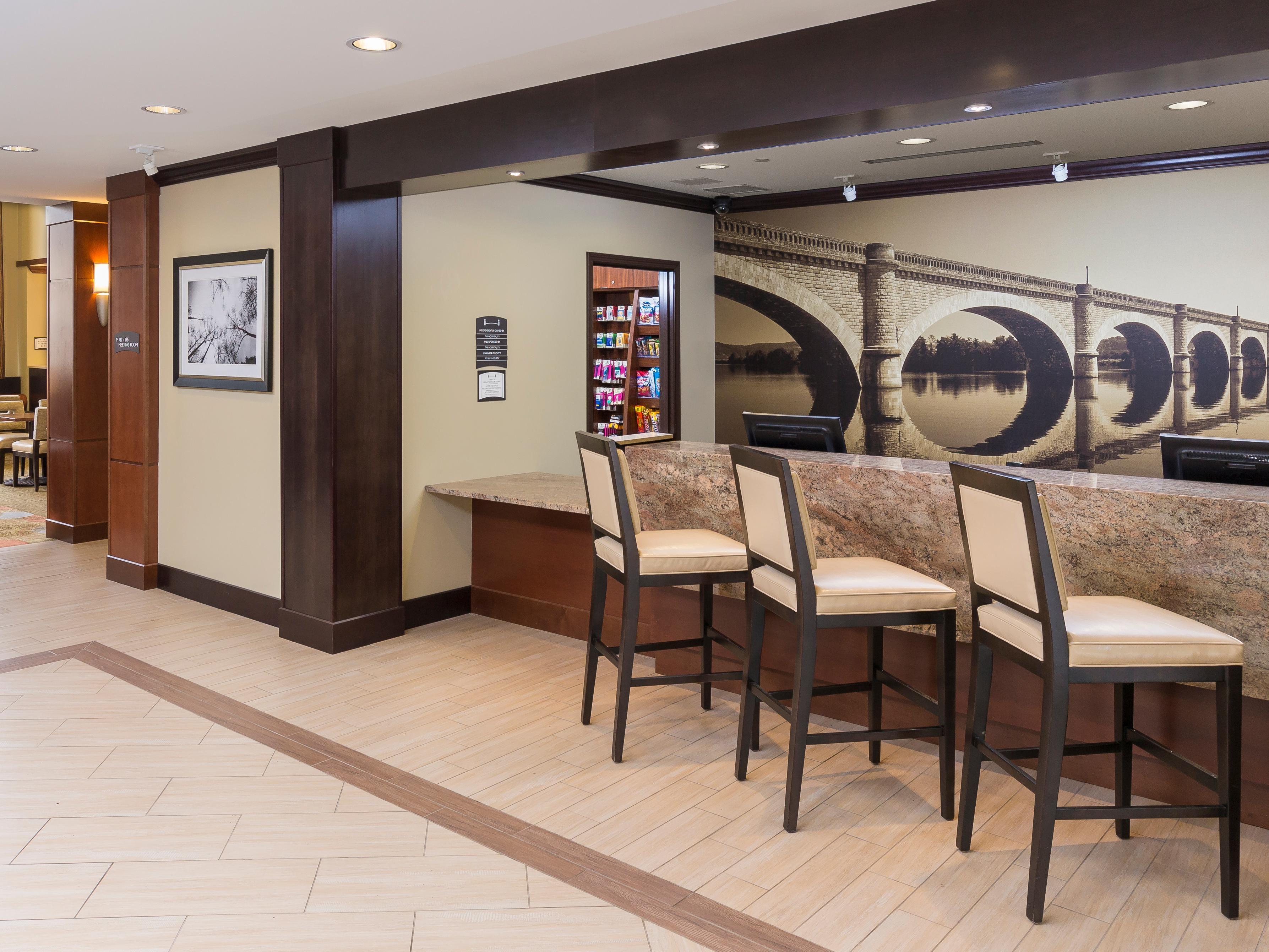 Staybridge Suites Canton Room & Amenities