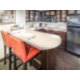Each suite includes a fully equipped kitchen