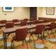 Meeting room can be set up for your meeting needs