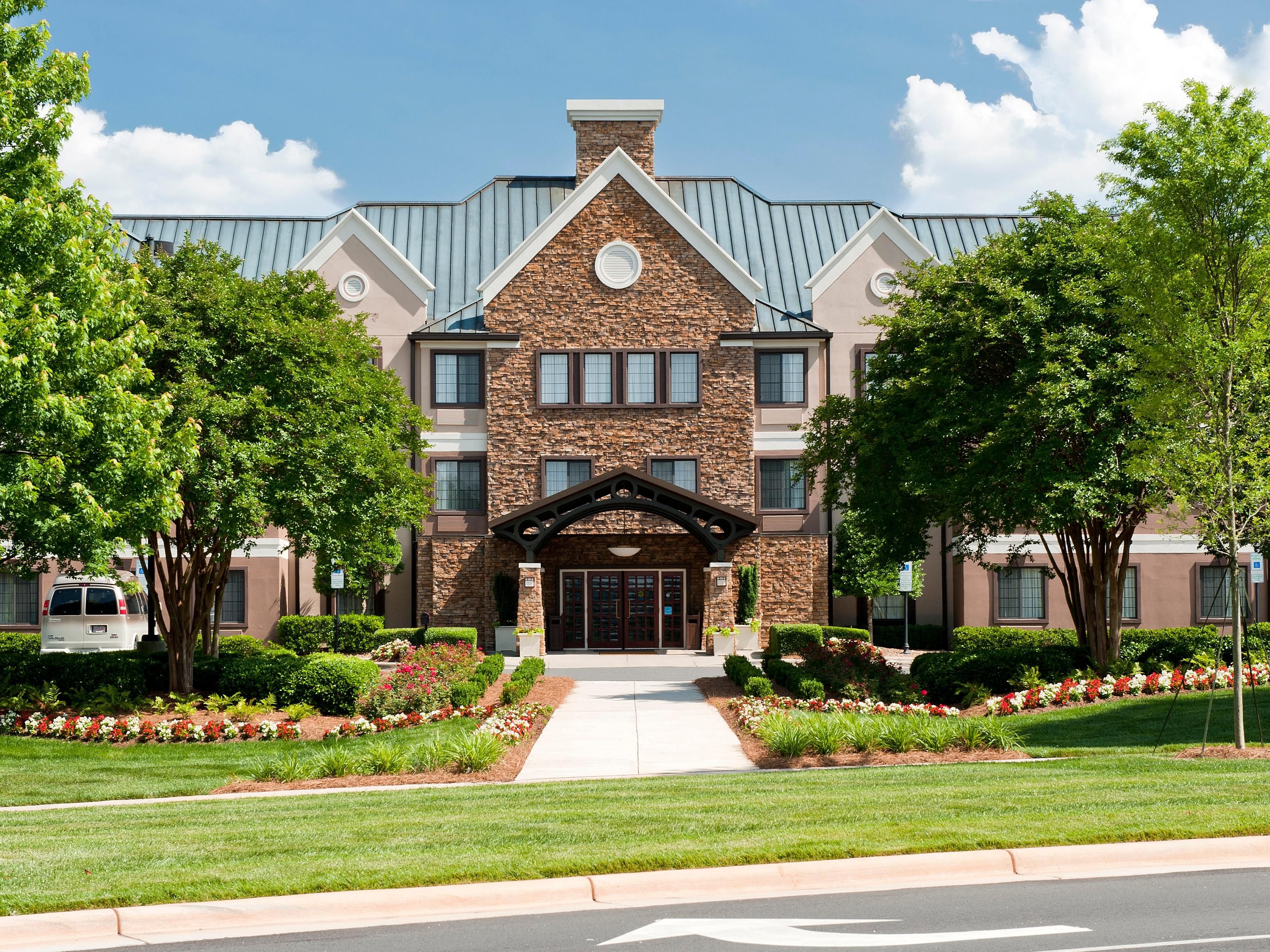 Charlotte Hotels Staybridge Suites Ballantyne Extended Stay Hotel In North Carolina