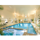 Take a refreshing swim year round in our indoor heated pool