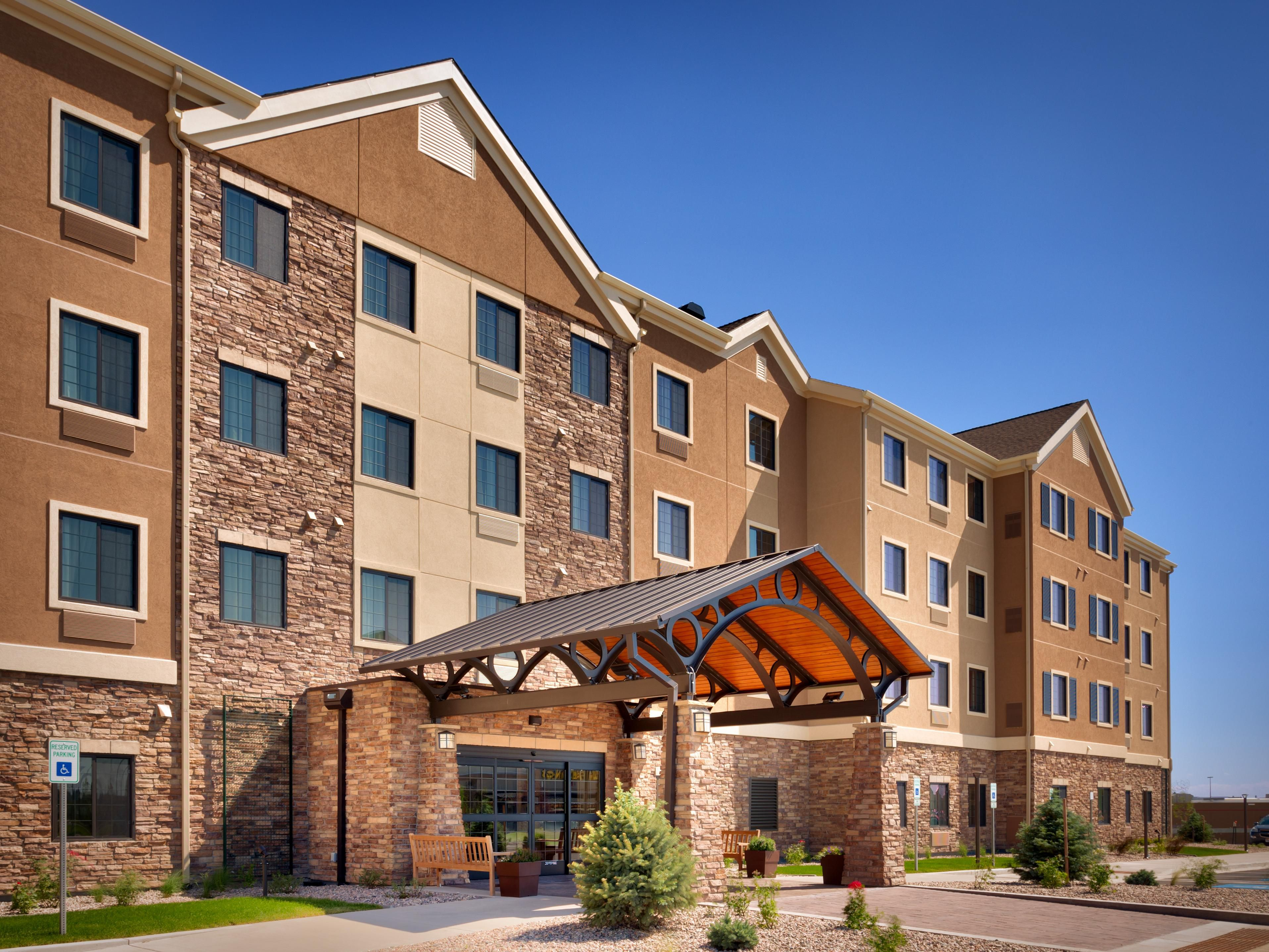 Staybridge Suites Cheyenne Extended Stay Hotel In United States With Full Kitchen