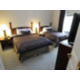 One bedroom suite Two double beds