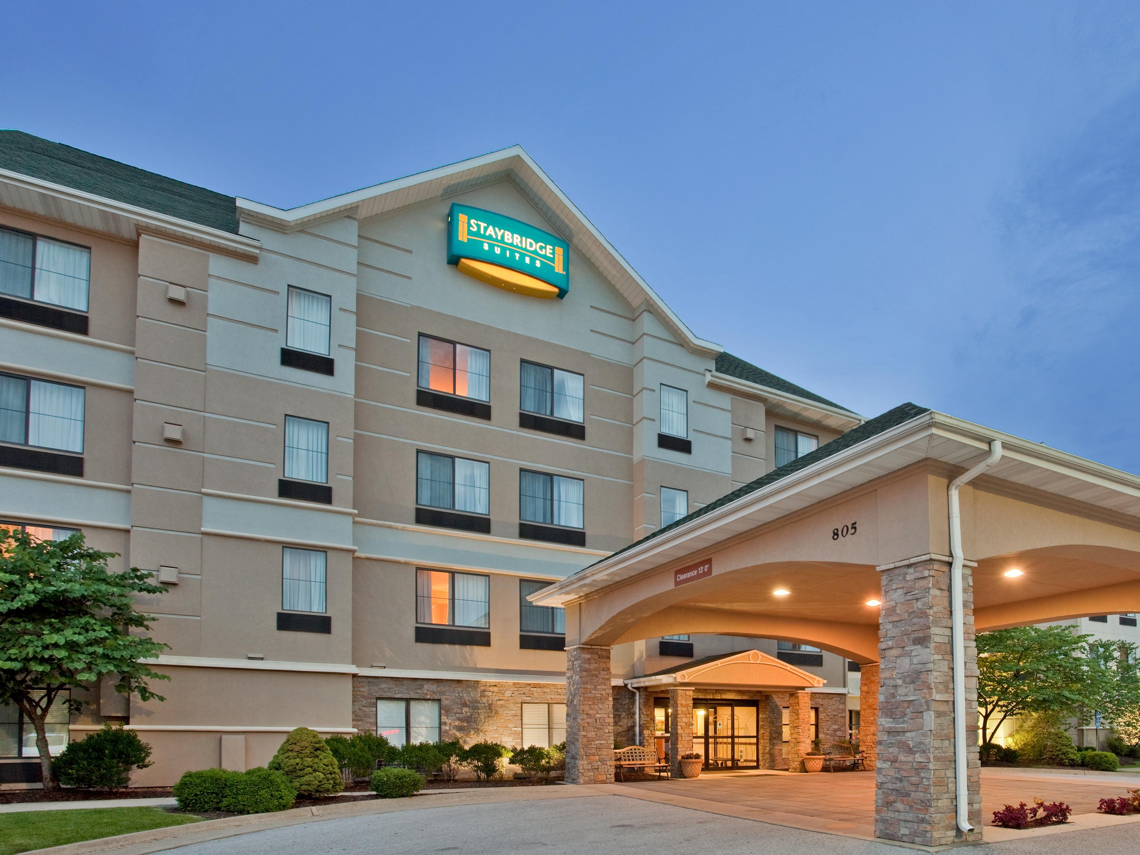 Staybridge Suites Columbia Hwy 63 I 70 Extended Stay Hotel In United States With Full Kitchen